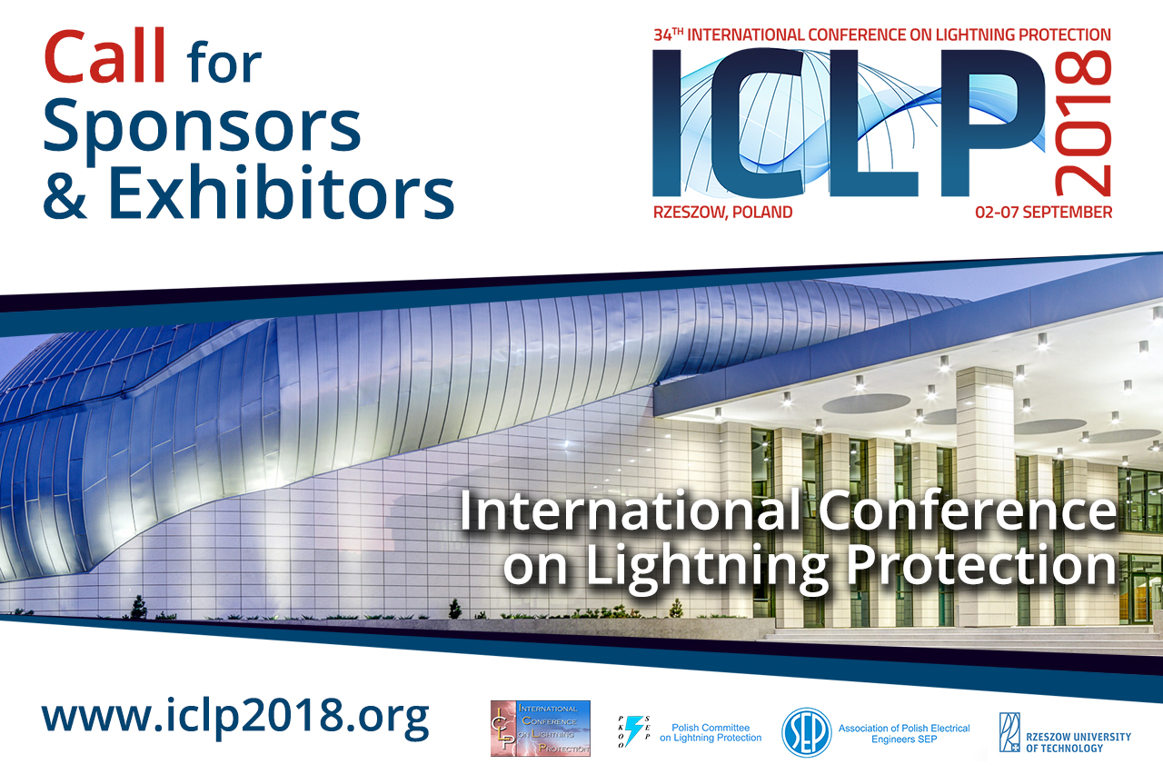 International Conference on Lighting Protection 2018